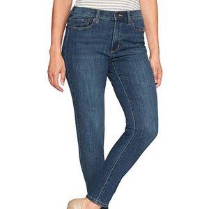 BR Skinny Fit medium wash jeans